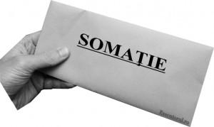 somatie